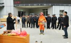 加强消防安全专项知识培训   提高微消站整体有效防控力