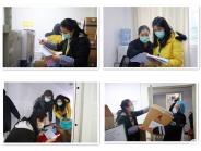 全力保障 共克时艰 ——简阳市中医医院设备科