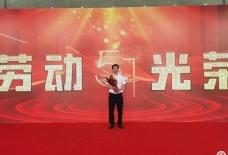 """我院心内科专家徐岩鹰荣获2021年""""简阳工匠""""荣誉称号"""