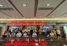 简中医成功召开2021年度简阳市针灸康复质控及《中医适宜技术培训》会议