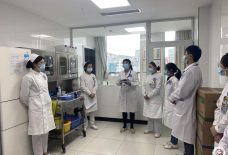 医院动态丨内二科开展职业暴露应急预案演练